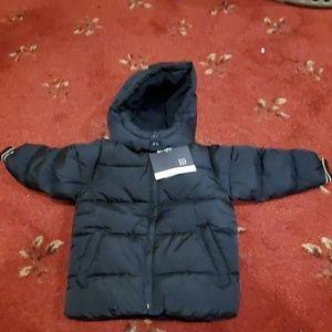 Toddler Winter Coat with hood